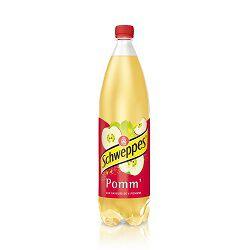 Soda 4 pommes SCHWEPPES, la bouteille de 1,5l