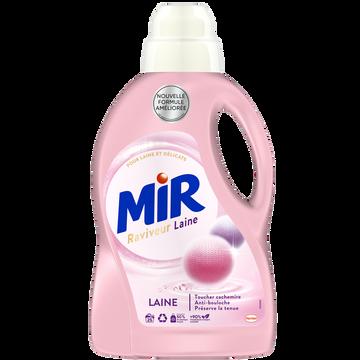 Mir Lessive Liquide Pour Laine Aux Extraits De Bambou Mir, 1,5l, 25 Lavages