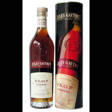 Cognac VSOP JULES GAUTRET, 40°, bouteille de 70cl