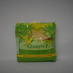 *SUCRE ROUX PUR CANNE GARDEL ST 1,50KG