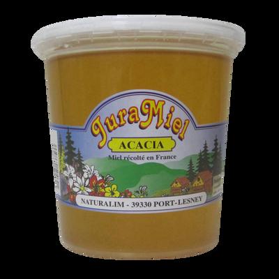 Miel d'acacia de Franche-Comté JURA MIEL, 1kg