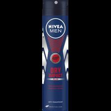 Déodorant Dry Impact NIVEA FOR MEN, atomiseur de 200ml