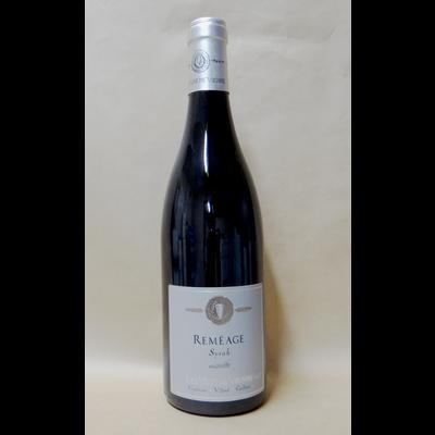 Reméage rouge les vins de Vienne, bouteille de 75cl