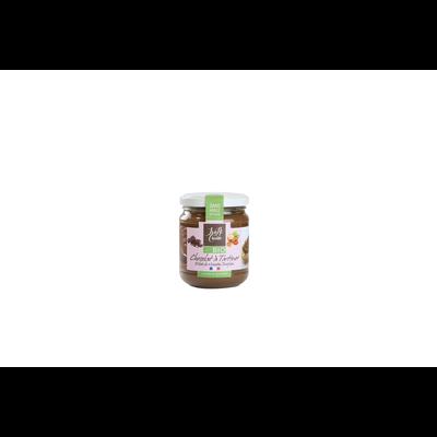 Chocolat à tartiner aux noisettes bio ILE DE RE CHOCOLATS 240g