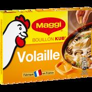 Maggi Bouillon De Volaille Maggi, 18 Tablettes, 180g