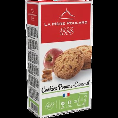 Etui cookies pomme caramel LA MERE POULARD, 200g