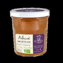 Confiture extra d'abricot bio MATIN DES PYRENEES, 370g