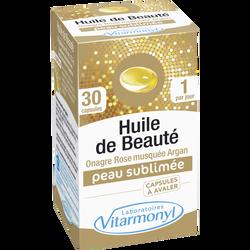 Huile de beauté peau sublimée 21ml VITARMONYL