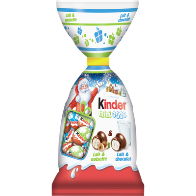 KINDER mix mini eggs 250g