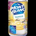 Mont Blanc Crème Dessert À La Vanille , Boîte De 570g