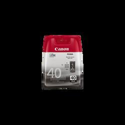Cartouche d'encre CANON pour imprimante, PG 40 noir, sous blister