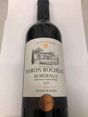 BORDEAUX BARON ROCHEAU CASHER