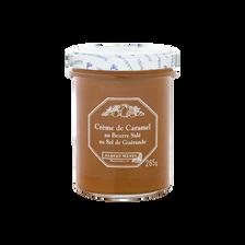 Crème de caramel au beurre salé ALBERT MENES,265g