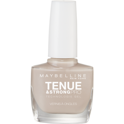 Vernis à ongles tenue&strong city greige 890 nu MAYBELLINE