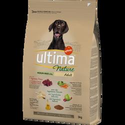 Croquettes pour chiens médium-maxi à l'agneau ULTIMA NATURE, 3kg