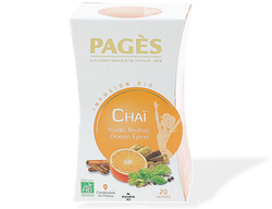 INFUSION CHAI 30G