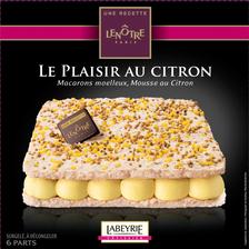Labeyrie Plaisir Citron Une Recette Lenôtre, , 410g