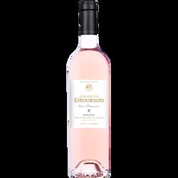 Vin rosé Bandol AOP Domaine des Estournois, bouteille de 75cl