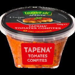 Tapena'tomates mi-séchées, barquette 150g