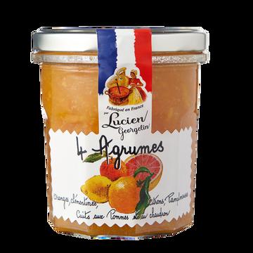 Lucien Georgelin Préparation De 4 Agrumes Les Recettes Cuites Au Chaudron Lucien Georgelin, 320g