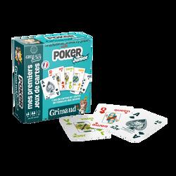 Grimaud Junior - Poker - Dès 6 ans