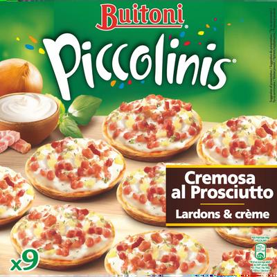 Piccolinis flammekueche BUITONI, boîte de 270g