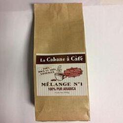 café mélangé n°1 100% pur arabica 250g