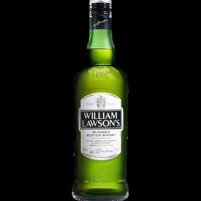 Scotch whisky WILLIAM LAWSON'S, 40°, bouteille de 1l