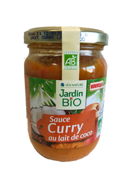 JB SCE CURRY LAIT COCO 250G