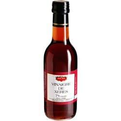 Vinaigre de vin de Xeres ERIC BUR, 25cl