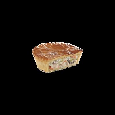 Pie de poulet champignons, 150g