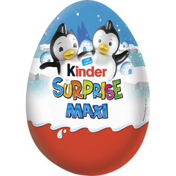 Oeuf maxi surprise lei KINDER, 100g