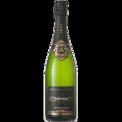 Crémant d'Alsace AOP Pinot Gris WOLFBERGER, 75cl