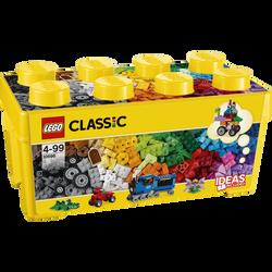 LEGO® Classic - Boîte de briques créatives LEGO® - 10696 - Dès 4 ans