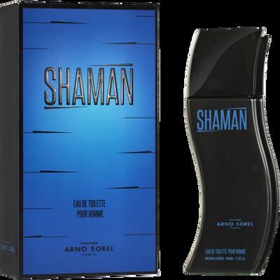 Parfum pour homme Shaman ARNO SOREL, 100ml