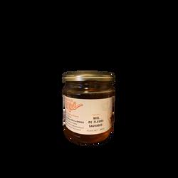 Miel de fleurs sauvages API VELAY, 250g