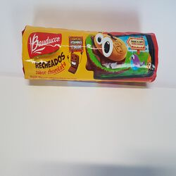 BISCUIT BAUDUCCO CHOCO FRAISE 140G