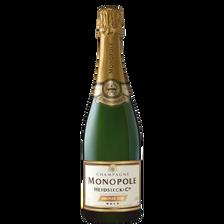 Piper Heidsieck Champagne Brut Monopole Bronze Top , 75cl