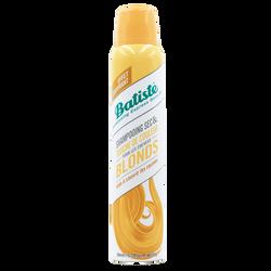 Shampooing sec touche de couleur blonde BATISTE 200ml