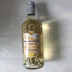 Boisson aromatisée à base de vin Blanc Mirabelle de Lorraine VINS ET FRUITS
