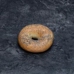 Bagel pavot décongelé, 2 pièces, 230g