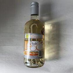 Boisson aromatisée à base de vin Blanc Peche VINS ET FRUITS