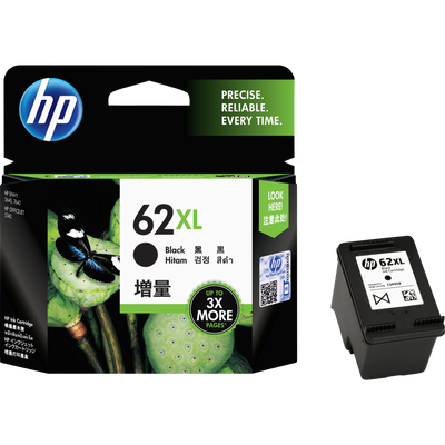 Cartouche HP 3169439 noir n°62 XL