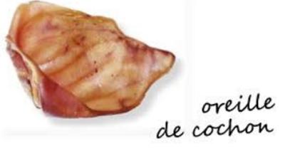 OREILLES DE PORC  CABROL LS