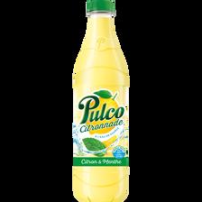 PULCO citronnade menthe, bouteille de 1,5l