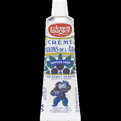 Crème de marrons CLEMENT FAUGIER, tube de 78g