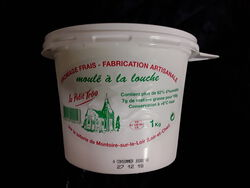 FROMAGE FRAIS CAMPAGNE 1KG