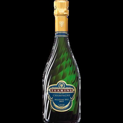 Champagne brut TSARINE, millésimé, 75cl