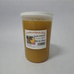 Miel de fleurs du Finistère MORIZUR, pot de 1kg