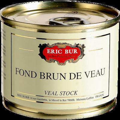 Fond brun de veau ERIC BUR, 200g